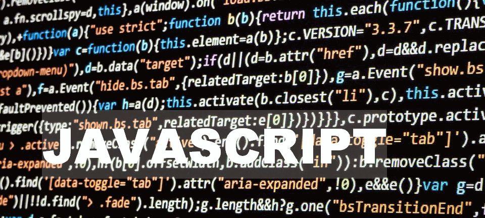 Web design JAVASCRIPT